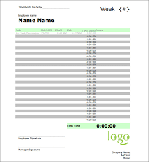 Daily Timesheet Template Excel Sheet Calculator Templates 15 Free Documents In