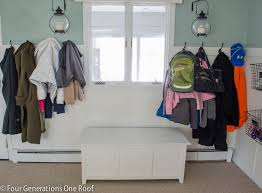 home depot black friday blanket our spring mudroom wall makeover home depot giveaway four