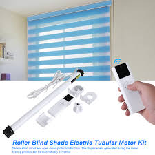 screen shade motorized roller blinds window blind with remote