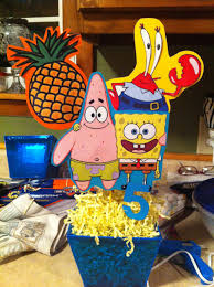 spongebob coloring book spongebob party decor color with markers a page from a coloring