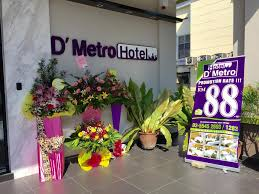 d u0027metro hotel shah alam malaysia booking com