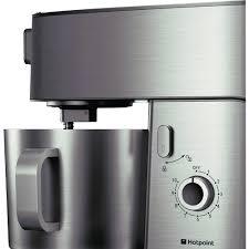 hotpoint hd line km 040 ax0 kitchen machine stainless steel