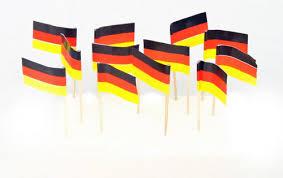 100 german flag toothpicks germany theme decorations