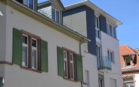 Mehrfamilienhaus Mehrfamilienhaus West Kochhan Weckbach Architekten Heidelberg