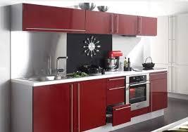 cuisine plus bordeaux cuisines rouges sélection des plus beaux modèles du moment