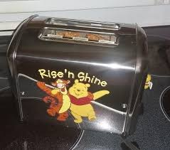 Winnie The Pooh Toaster Disney Collectibles Antique Price Guide