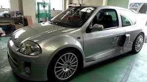 renault clio sport v6 japanese car dealer 2001 renault clio sport 3 0l v6 youtube