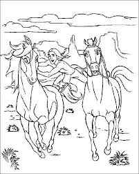31 spirit coloring pages images horse coloring