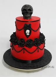 relaterad bild dark wedding cake halloween cakes