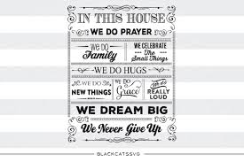 in this house quotes svg by blackcatssvg thehungryjpeg com