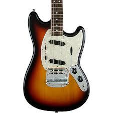 fender mustang guitar fender 65 mustang electric guitar musician s