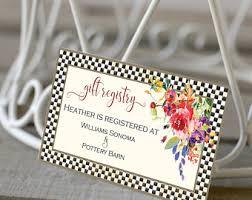Wedding Gift Registry Nz Bridal Registry Etsy