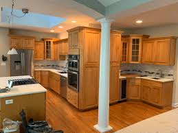 what color goes best with maple cabinets can maple cabinets be painted white d franco painting