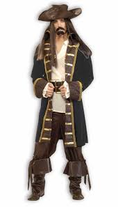 high seas pirate deluxe men halloween costume 129 99 the