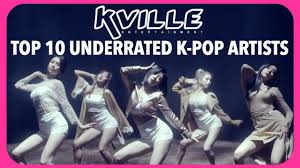top 10 underrated k pop artists k ville s staff picks