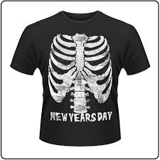 new years t shirts backstreetmerch ribcage new years day t shirt