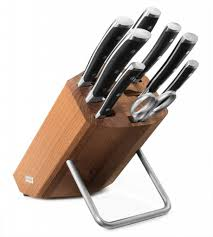 wusthof classic ikon knife block 9882 yourkitchen eu