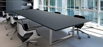 Modern Meeting Table Vaughan Office Furnituremodern Steel Boardroom Table Vaughan