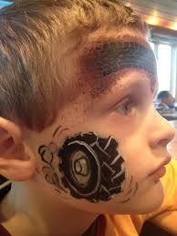 monster truck jam cleveland ohio paintertainment monster jam tire track face painting kids