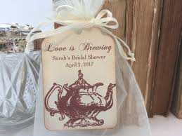 bridal tea party favors on the wings paperie tea party favor bags for your bridal shower