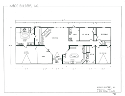 Villa Savoye Floor Plan by Floor Plans Kabco Builders