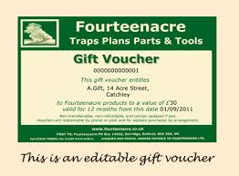 small business gift cards gift voucher ragdog