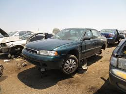 subaru awd sedan junkyard find 1997 subaru legacy awd sedan the truth about cars