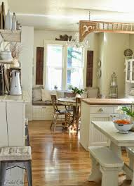 Farmhouse Style Kitchen by Faded Charm Farmhouse Style