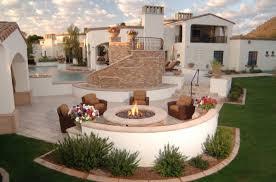 beautiful u0026 inspiring outdoor firepits