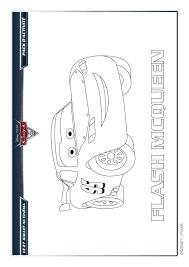 coloriage disney cars 2 flash mcqueen hugolescargot com