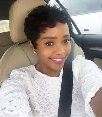 picture of the day new hair who dis u0027 thembi seete rocks new u0027do