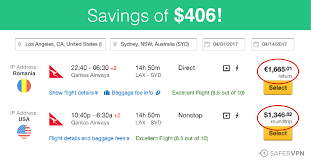 How We Found 400 In Savings On Plane Tickets Safervpn Blog