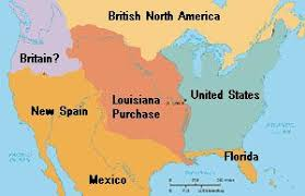 usa map louisiana purchase the louisiana purchase enchantedlearningcom louisiana purchase