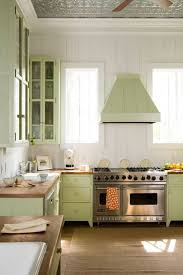 Green Cabinet Kitchen 80 Best Seaglass Kitchens Images On Pinterest Kitchen Home And