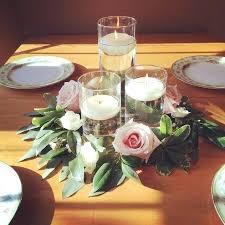 candle arrangements flower centerpieces with candles best floating candle centerpieces