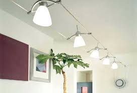 led monorail track lighting led monorail track lighting kits attractive kitchen low ceiling