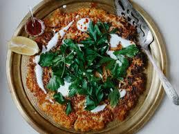 jerusalem cuisine jerusalem artichoke latkes recipe leetal arazi food wine