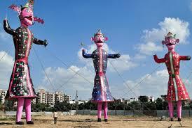 dussehra celebrations indian festivals