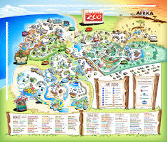 Washington Dc Zoo Map by Park Maps Water Park Map Raging Waters San Dimas La Trip