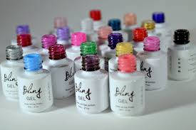 bling uv gel nail polish round reviews