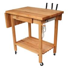 john boos kitchen island kitchen carts deluxe culi cart maple top with 12