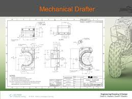 Autocad Drafter Resume Mechanical Drafter Mechanical Drafting Course Loading Mechanical