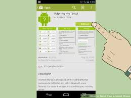 how to track my android phone how to track your android phone 4 steps with pictures wikihow