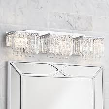 crystal vanity lights for bathroom bathroom decorations