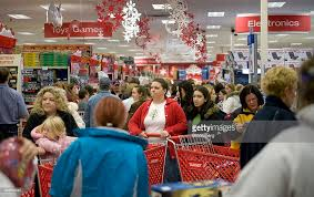 target store black friday sale target customers take advantage of black friday sales early