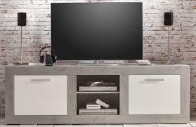 Xynto Wohnzimmer Tv Lowboard Nussbaum Grau Beste Inspiration Für Ihr Interior