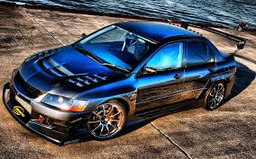 mitsubishi blue blue mitsubishi lancer wallpaper car wallpapers 48998