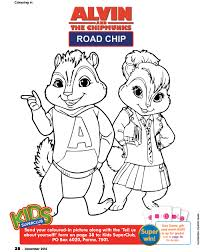 alvin and the chipmunks road chip tfg kids super club