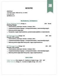 What Is A Traditional Resume Chronological Resume Definition Format Layout 103 Examples