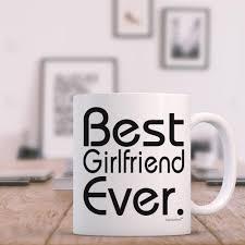 best coffee mug designs best girlfriend ever 11oz coffee mug trektumblers